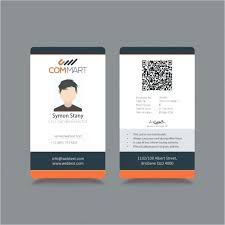 School Id Card Templates Free Download Fake Template Texas Temporary