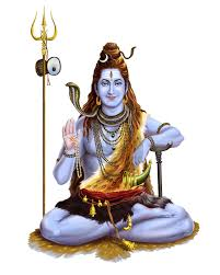 lord shiva transpa background