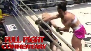 Gabi Garcia vs Yumiko Hotta FULL FIGHT ...