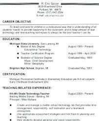 resume for teachers assistant teacher assistant resume objective paknts com