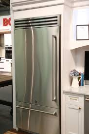 bluestar introduces our 36u201d built in refrigerator not yet released with the ability to have a matching dishwasher this set up also includes two 30u201d built in refrigerator81