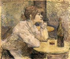the hangover by henri toulouse lautrec