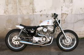 sportster cafe parts
