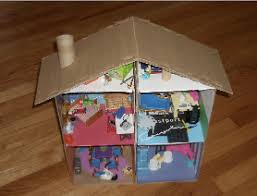 doll furniture recycled materials. Recycle Doll Play Toy House To Make Furniture Recycled Materials