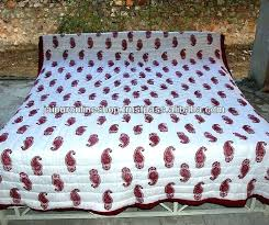 King Bed Quilts – co-nnect.me & Indian Quilts King Size Indian Quilts King Size Suppliers And Manufacturers  At Alibabacom King Bed Comforter Adamdwight.com