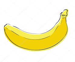 Image De Dessin Anim Banane Image Vectorielle Alsoush 123367820