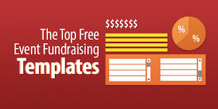 fundraising tracker template the top 14 free event fundraising templates capterra blog