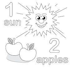 Create your own coloring book for kids of all ages. Preschool Coloring Pages The Sun Flower Pages