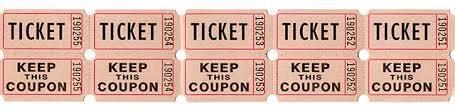 Free Printable Holiday Raffle Tickets Download Them Or Print