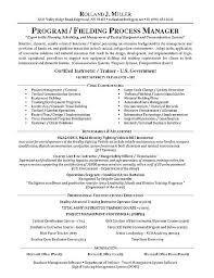 Resume For Military Best Resume Format Sample Resume Military To ...