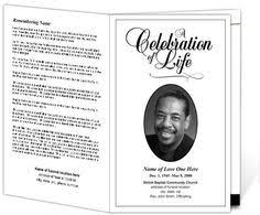 free funeral program templates 10 best memorial service program images memorial service program