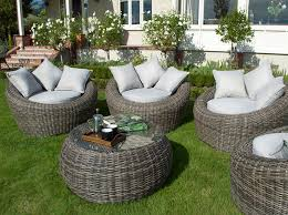 wicker outdoor furniture chairs tables settings more