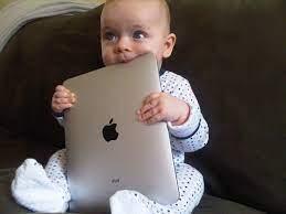 Cute Baby Boy Mobile #6980533