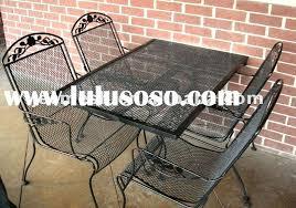 wire mesh patio furniture luisreguero com brilliant expanded metal outdoor along with 10