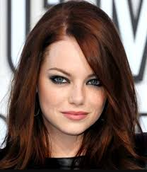 The 25 Best Dark Auburn Hair Color Ideas On Pinterest Dark Red