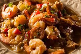 Cajun Seafood Gumbo - Heaven Made Products