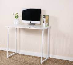 computer office table. Cherry Tree Furniture Compact Flip-Flop Folding Computer Desk Home Office Laptop Desktop Table (White): Amazon.co.uk: Kitchen \u0026