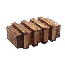 description material wood color showed as the pictures size 15 5cmx7 4cmx4cm 6 1 x2 91 x1 57 quantity 1pcs included 1x puzzle box