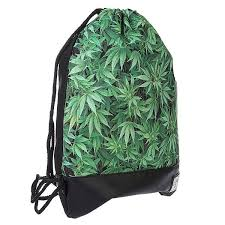 Купить <b>сумку Cayler</b> And Sons Kush Gym Bag Green Leaves/Black ...