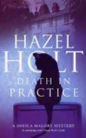 Death in Practice By Hazel Holt | Used | 9780749006440 | World of Books
