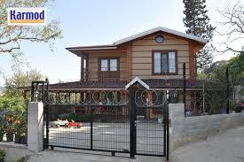 Metal Frame Houses Light Steel Frame Modular Homes Construction Manufacturers
