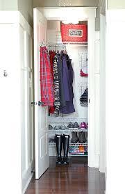Coat Closet With Shoe Rack