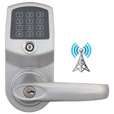 electronic front door lockWifi Door Lock  Smart Door Locks  Wifi Video Camera  RemoteLock