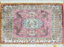 pink rug oriental carpet silk rugs from blue turkish and 5 hand knotted for