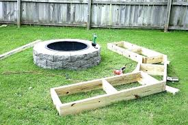 outdoor seating ideas around fire pit perfect hangout inviting for a flavor of this is something