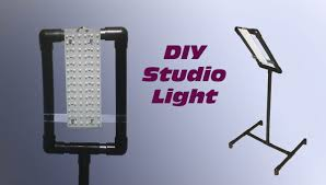 Photography Light Stand Diy How To Make Studio Light Under 5
