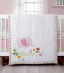 elephantasia 5 piece crib bedding set