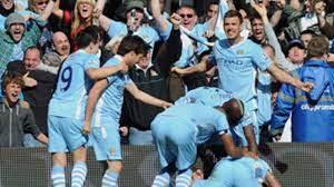 مانشستر سيتي يحرز لقب بطل الدوري الإنجليزي للمرة الأولى منذ 44 عاما