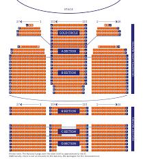 Kc Music Hall Seating Chart Interpretive Midland Kc Seating Chart Music Seating Chart