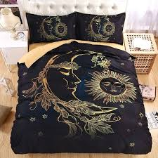 moon bedding set