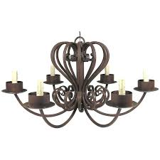 large wrought iron chandelier chandeliers with crystals
