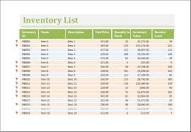 Inventory Template For Excel Excel Inventory Template Barca Fontanacountryinn Com