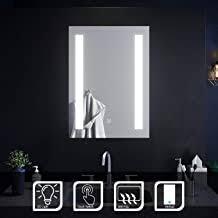 Bathroom LED Mirror - Amazon.co.uk