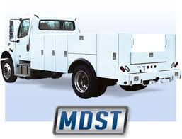 Utility Service Bodies, Made in the USA - STAHL Truck Bodies