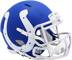 Select from premium colts helmet of the highest quality. Amazon Com Nfl Indianapolis Colts Mini Replica Helmet Clothing