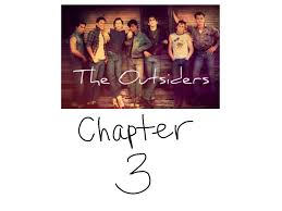 the outsiders chapter audio english reading showme