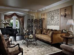 image of large wrought iron wall decor living