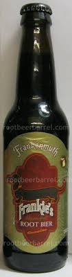 Frankenmuth Brewery Frankie's Root Bier – anthony's root beer barrel