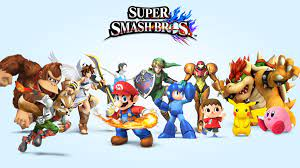 Super Smash Bros 4 Characters Wallpaper [HD] (Volume 1): smashbros