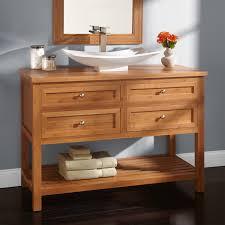 Bamboo Bathroom Cabinets Bamboo Vanities Bathroom Vanities Signature Hardware