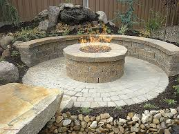 fire pit paver patio fire pit fresh top result 99 beautiful build fire pit pavers