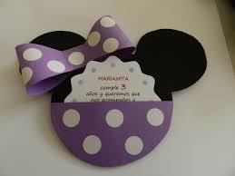 tarjetas de cumplea os para ni as invitaciones de cumpleaños minnie y mickey mamá habla