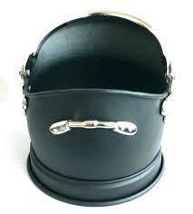 fireplace ash bucket vintage pleasant hearth with lid australia