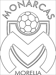 Small Picture 9 Images of Mexican Soccer Team Coloring Pages Logo De Club