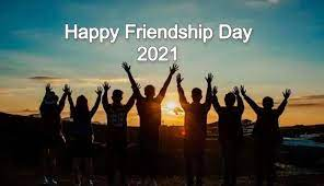 when is friendship day 2021 this year ...