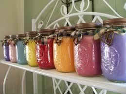 jar crafts home easy diy: mason jars used for candles mason jar candles mason jars used for candles